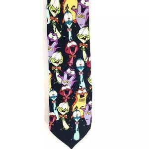 Space Jam 100% Silk Tie